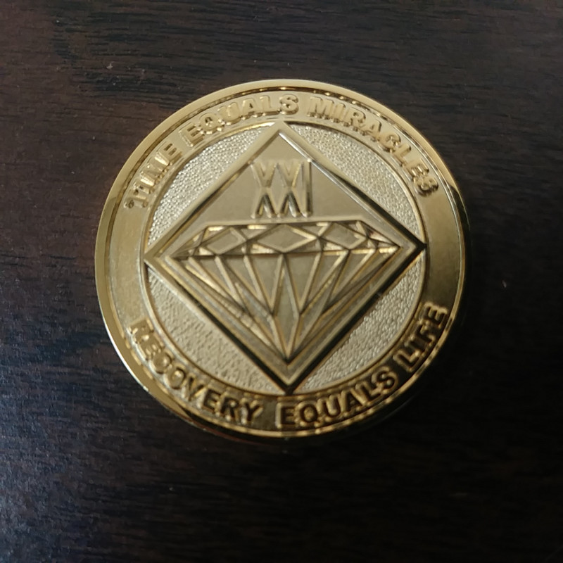 21 YR GOLD-PLATE