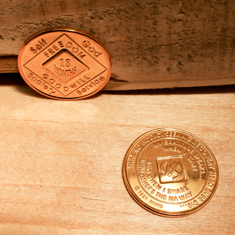 08 YR GOLD-PLATE