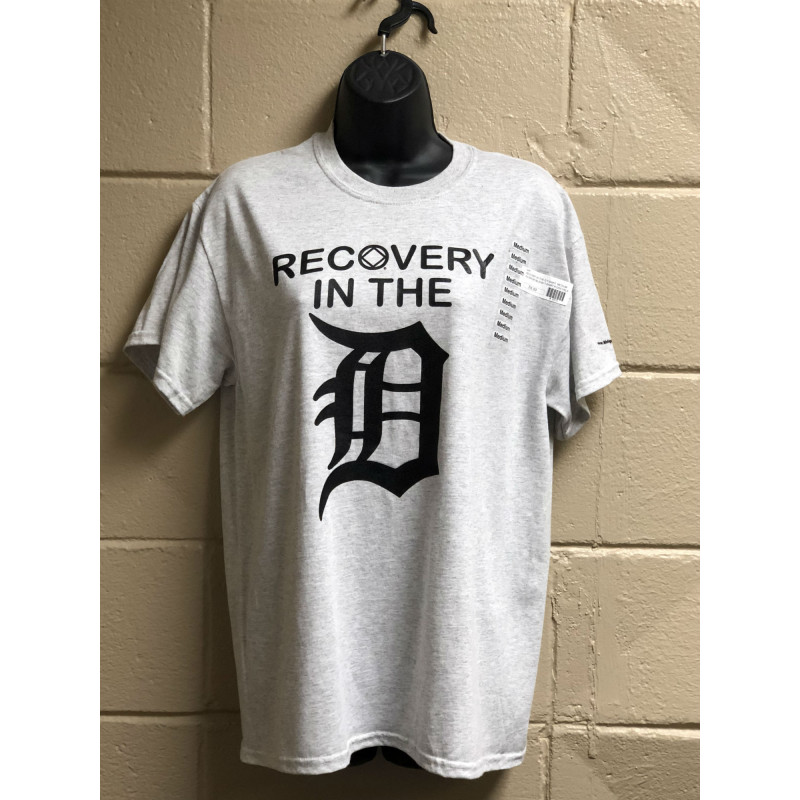 RECOVERY IN THE D T-SHIRT