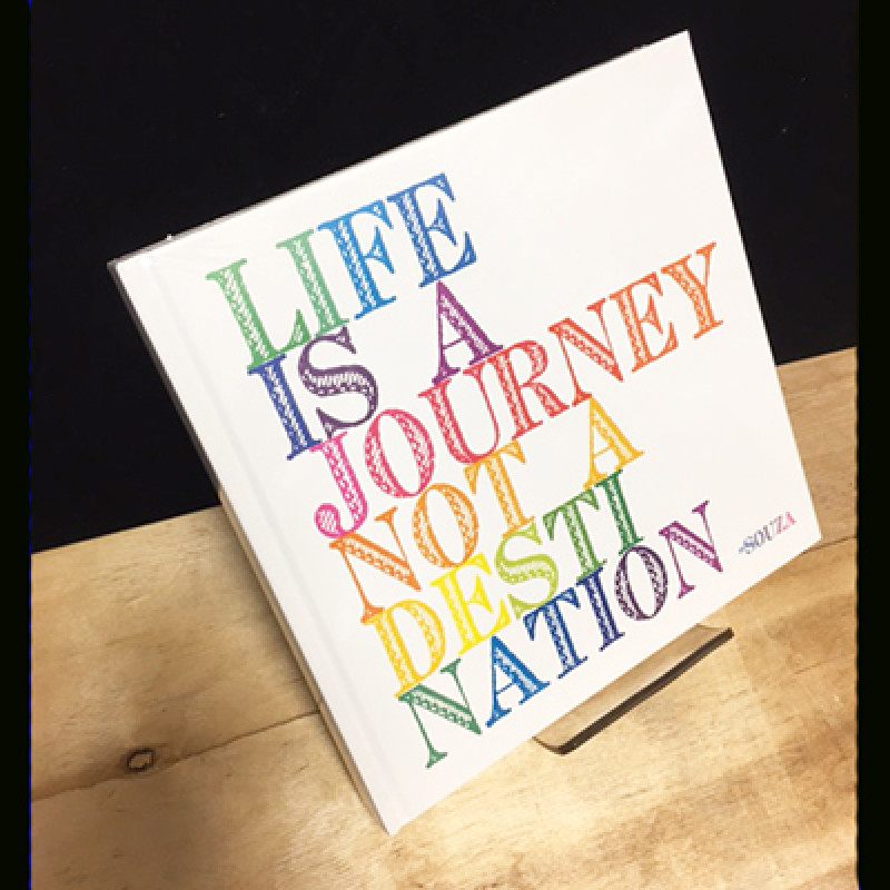 LIFE IS A JOURNEY JOURNAL