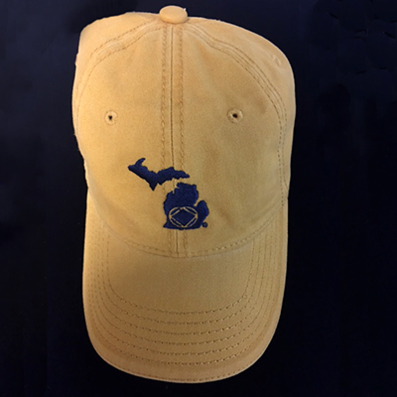 MICHIGAN BASEBALL CAP