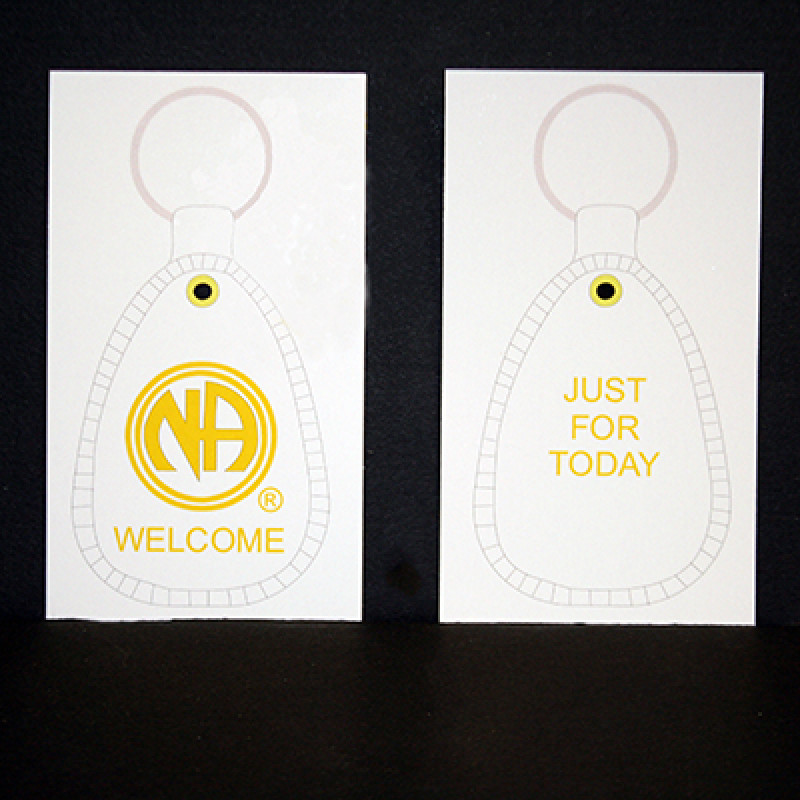 20PK WELCOME H&I KEYTAGS