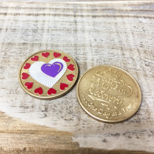 HEART MEDALLION