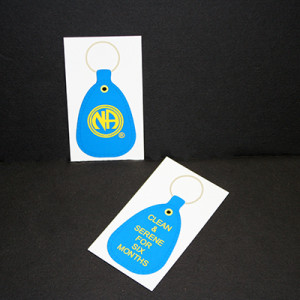 20PK 6 MOS. BLUE H&I KEYTAGS